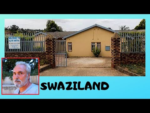 SWAZILAND: MY HOTEL, where I stayed in the city of MANZINI (AFRICA)