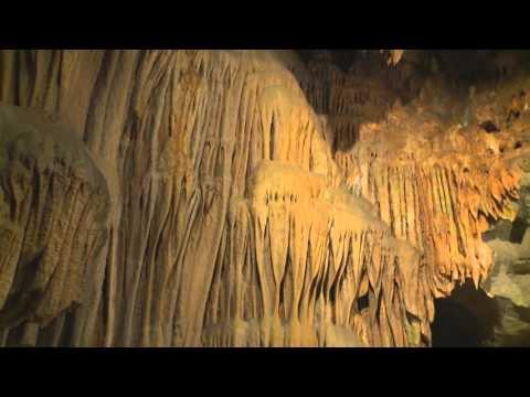Exploring Caves at Lake of the Ozarks