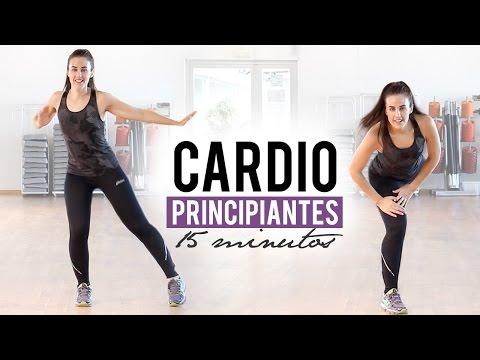 Rutina de cardio para principiantes   15 minutos