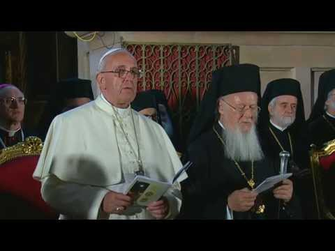 Pope Francis visit to Israel - Live Streaming - Day 1