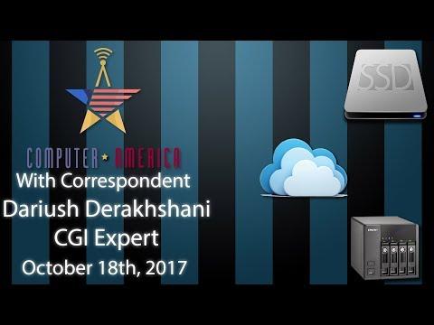 Dariush Derakshani Interview, Talking All Things Storage!