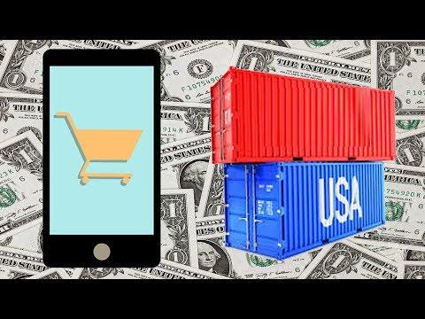 Как сделать интернет магазин с товарами из Америки