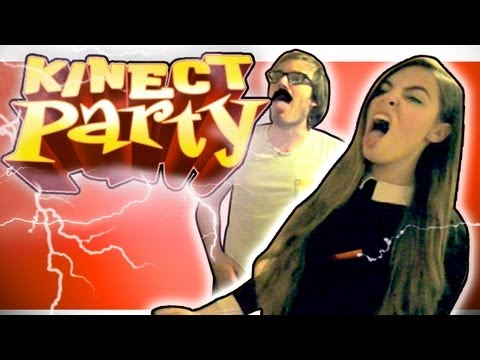 WE'RE ELECTRIC! - Kinect Party