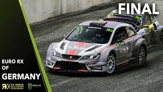 Euro RX Supercar Final   2019 FIA European Rallycross of Germany