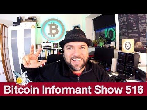 #516 Token Taxonomy Act, Facebook entwickelt Kryptowährung & Coinbase Bitcoin Milliardentransfer