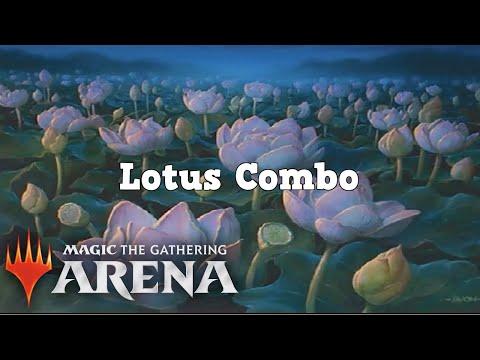 Azorius Lotus Control Combo! - Mtg Arena
