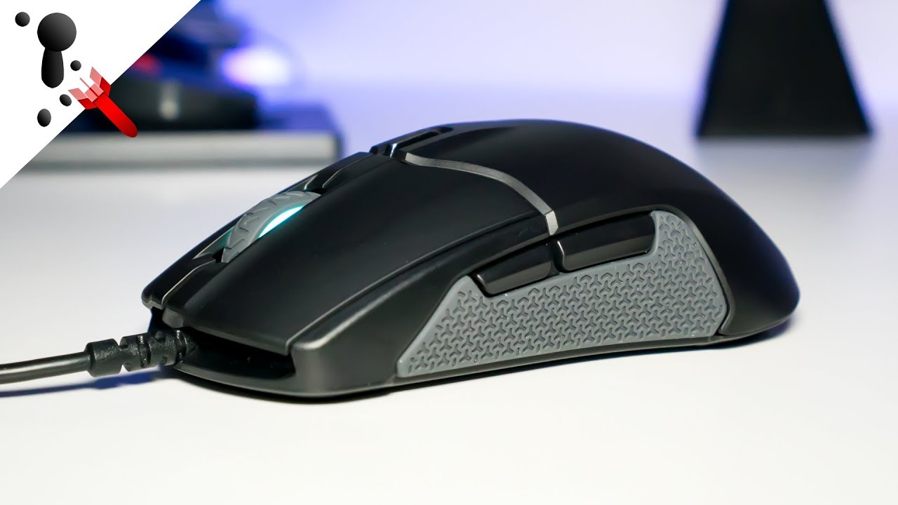 SteelSeries Sensei 310 Review (Large, Optical, 96g, Omron Mech)