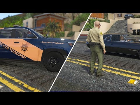 LSPDFR - Day 596 - Department of Public Safety