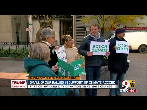 WCPO (ABC Cincinnati): Cincinnatians Show Support for Climate Action
