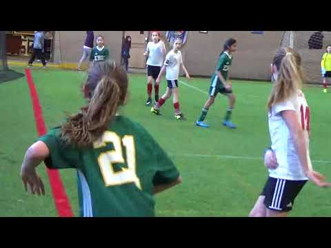 EB 07 Santos Soccer Palace vs Manhattan Magic Game 1 of 2  3/18/18