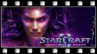 "StarCraft II: Heart of the Swarm ""THE MOVIE"" [GERMAN/PC/1080p/60FPS]"