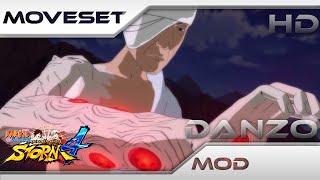 Download Video Naruto Shippuden Ultimate Ninja Storm 4 [MOD] : Danzo Awakening Unlocked Moveset [NO HUD][PC][HD] MP3 3GP MP4