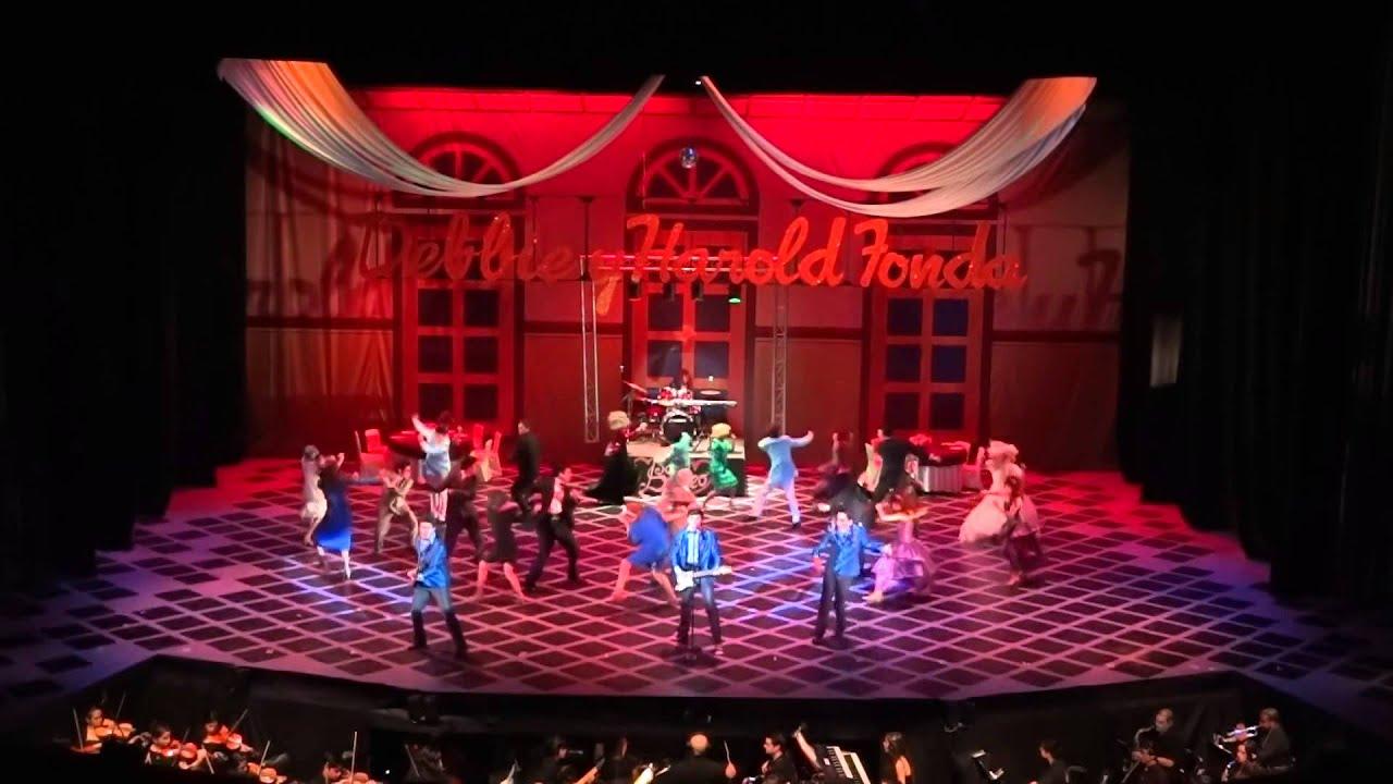 Broadway The Wedding Singer It S Your Day El Día Más Feliz