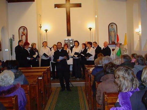 Karácsonyi koncert a verőcei katolikus kápolnában.