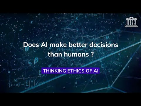 Does AI make better decisions than humans? Thinking Ethics of AI