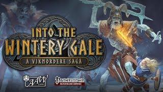 Into the Wintery Gale - Pre-publication Trailer
