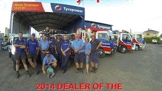 Moree Tyrepower Dealer of the Year Presentation