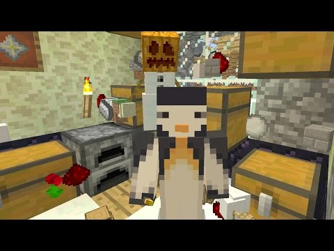 Minecraft Xbox - Series to Slay the Guardian - Clearing the Mess [Part 7]