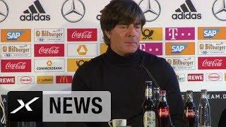 Das sagt Joachim Löw zu Jupp Heynckes' Bayern-Rückkehr | FC Bayern München