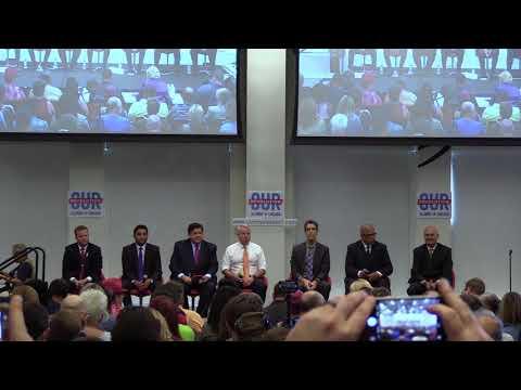 Our Revolution Gubernatorial debate