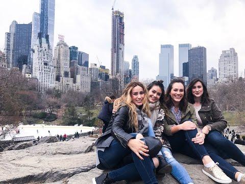 GIRLS WEEKEND IN NEW YORK CITY