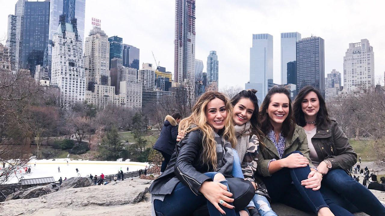 City York New Street Girls