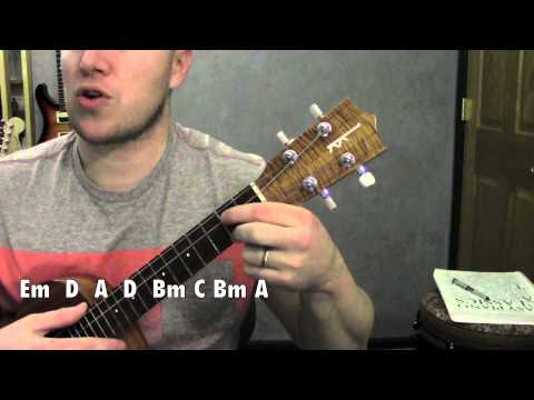 Just Give Me a Reason- Ukulele Lesson- Pink ft Nate Ruess (Todd Downing)_
