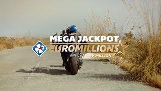 Méga Jackpot EuroMillions-My Million : partez en road-trip en roue libre   FDJ®