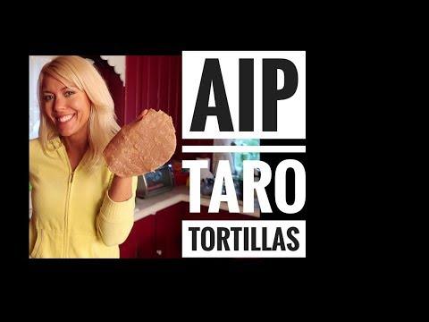 AIP Flour Tortillas!