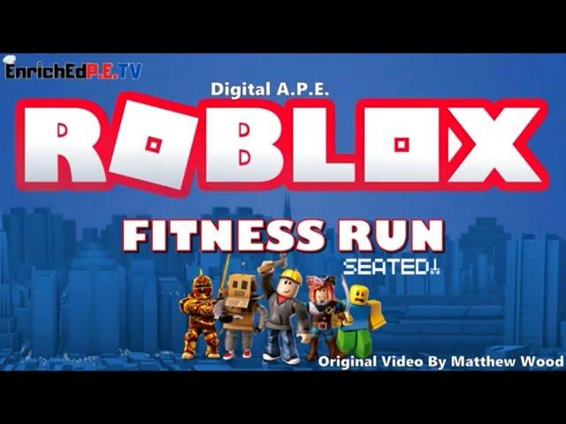 Digital A.P.E.: SEATED! S5E3 ROBLOX RUN ⛲️ 🥚 🍕