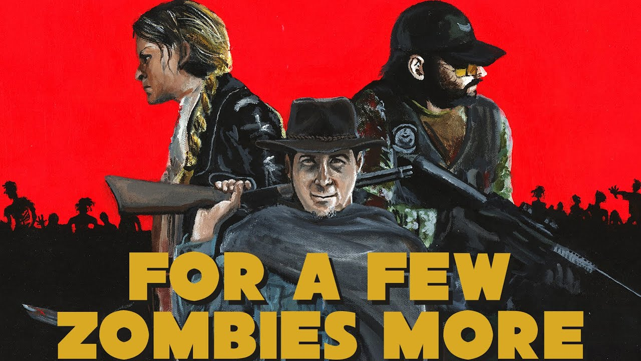 For a Few Zombies More   Horror Movies   Comedy Movies   The Midnight Screening
