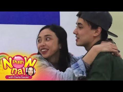 Push Now Na Exclusive: Edward, yung totoo, kinikilig na ba kay Maymay?