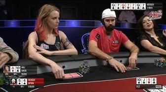 Poker Night in America | Live Stream | 08-09-16 | Seminole Hard Rock - Hollywood, FL