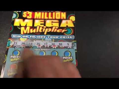 $3 Million Mega, Lucky #13