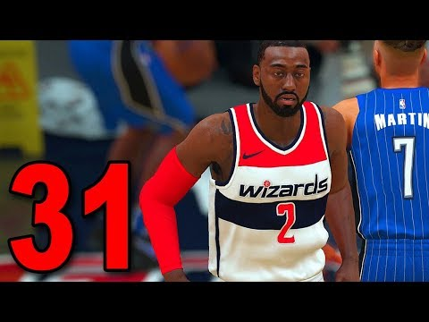 JOHN WALL IS INSANE - NBA 2K18 My Player Career (Part 31)