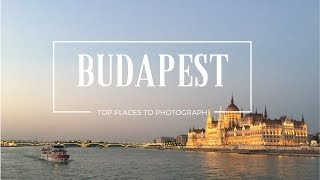 TOP 15 SIGHTS - BUDAPEST 😍⛴🏰