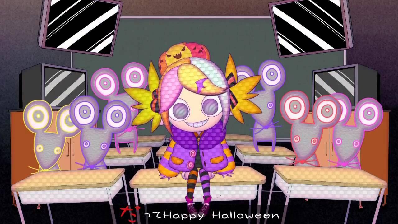 happy halloween rap ver
