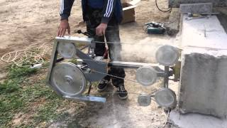 видео алмазный канат