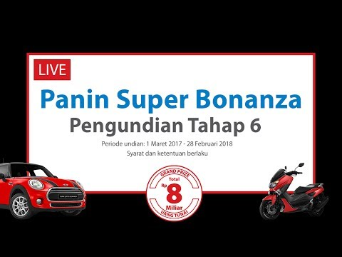 Panin Super Bonanza Marvelous Evening 2017 - Batam