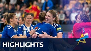 Highlights | Odense HC vs Buducnost | Round 5 | Women EHF Champions League 2018/19