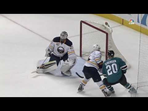 Buffalo Sabres vs San Jose Sharks - March 14, 2017 | Game Highlights | NHL 2016/17
