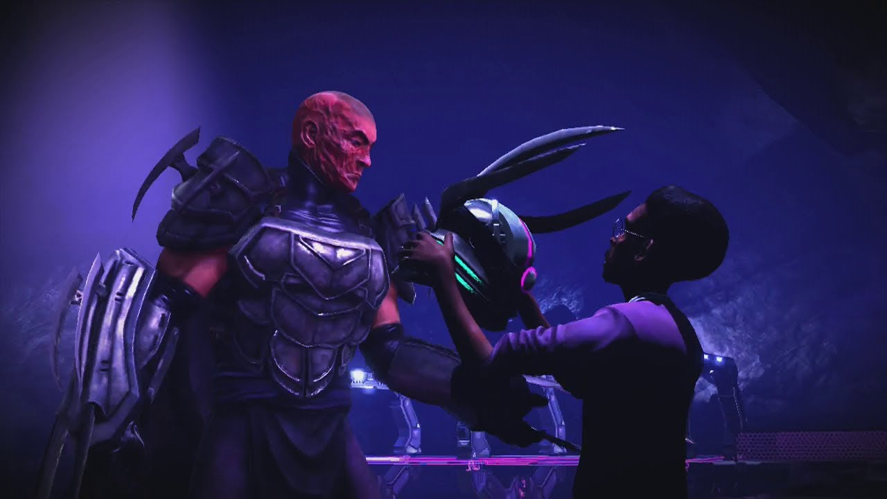 Teenage Mutant Ninja Turtles Out Of The Shadows Shredder Boss