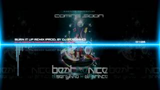 Dj LiL Prince ft. R.Kelly,Wisin N Yandel & Mayga-Burn it up Remix 2013 prod.by DJ Sergihno