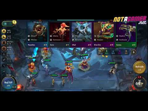 Official Apk Download File Of Teamfight Tactics Mobile Not A Gamer