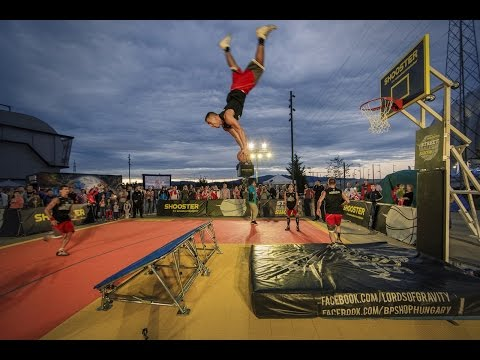 Shooster Street Ball Show