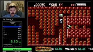 RoboWarrior NES speedrun in 42:33 by Arcus