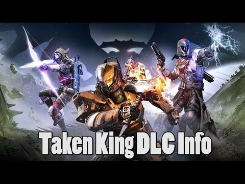 Destiny's Taken King Important Info - Buy or Wait?
