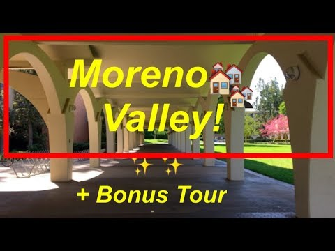 MOVING TO MORENO VALLEY?!