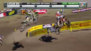 Hangtown 450 Moto 2: Tomac, Musquin's epic battle