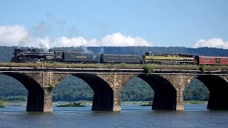 Nickel Plate Road 765: Steam in the Capital